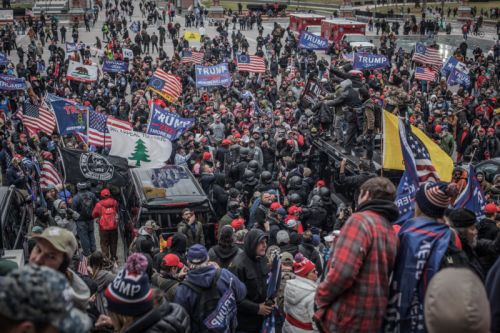 What psychology of mass mobilization can tell us about the Capitol riot