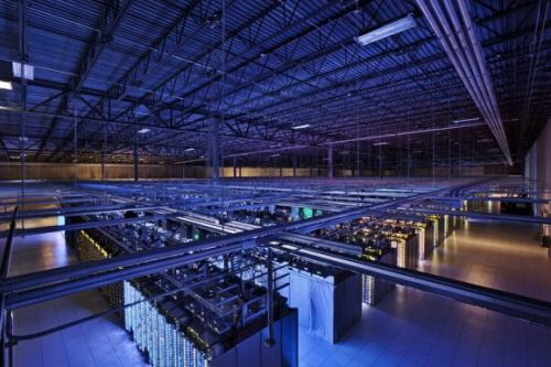 Google puts AI in charge of data center cooling systems