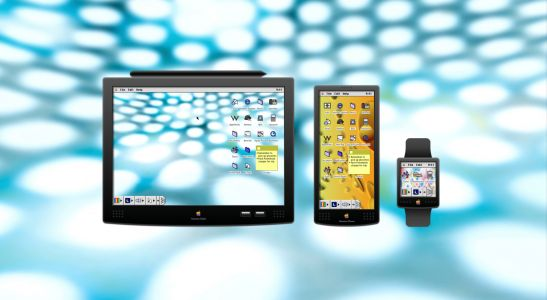 Just for fun: What if Apple had made Mac OS-based smartphones, tablets, and watches in the '90s?