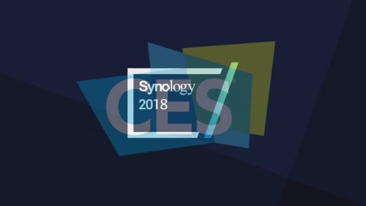 Synology Launches Major Package Updates and Demonstrates Recent NAS Models at CES 2018