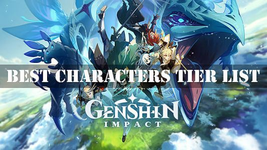 Genshin Impact Guide: Best Characters Tier List