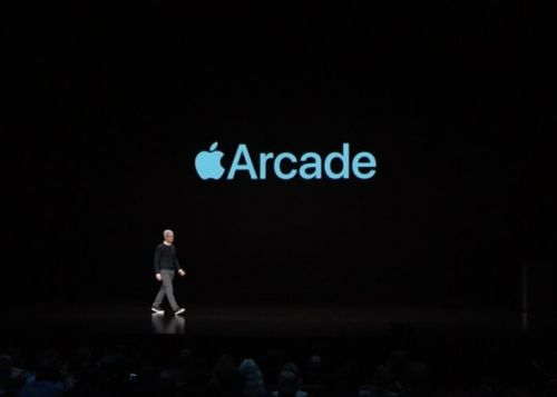 Apple Arcade games subscription service introduced