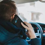 Sad but true: most people use their phones while driving