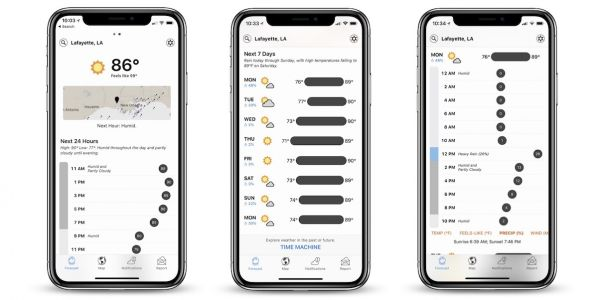 Dark Sky Updates iOS App With New Design, Unified Timeline, and Improved Notifications