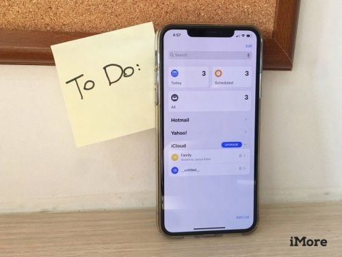 Clear your tasks in Reminders as you finish them - here's how