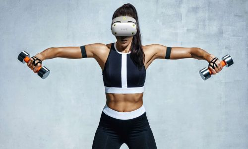 Fitness-Based HTC Vive Headset Set To Launch In 2021