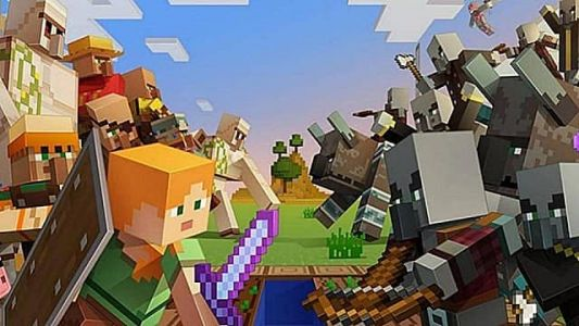 Mattel and Minecraft Team Up to Build Multiple New Toy Lines