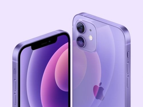 Apple Introduces iPhone 12 Mini, iPhone 12 In New Purple Finish