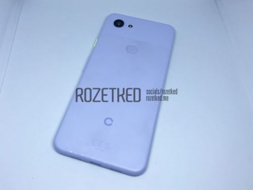 Pixel 3 Lite leak reveals headphone jack, cheaper build, inferior specs
