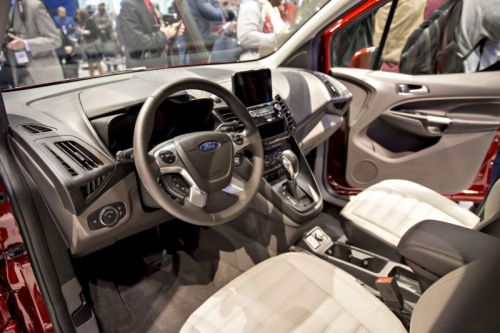 """Chinese customers hate """"new car smell,"""" so Ford files a patent to bake it out"""