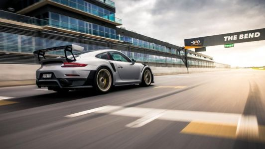 Porsche 911 GT2 RS Takes Track Record At The Bend