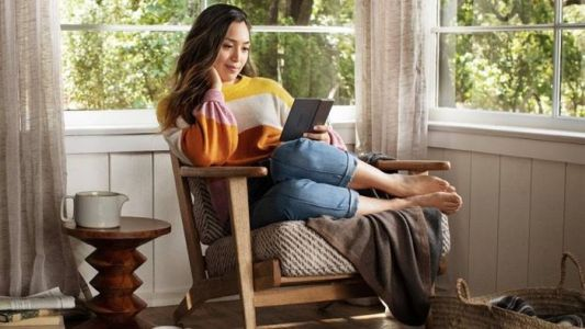 Amazon Kindle Oasis gets official