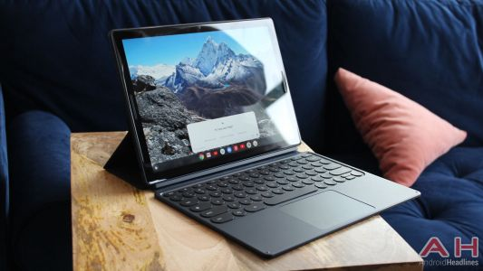 Hands On: With Google's Chrome OS-Powered Pixel Slate Tablet