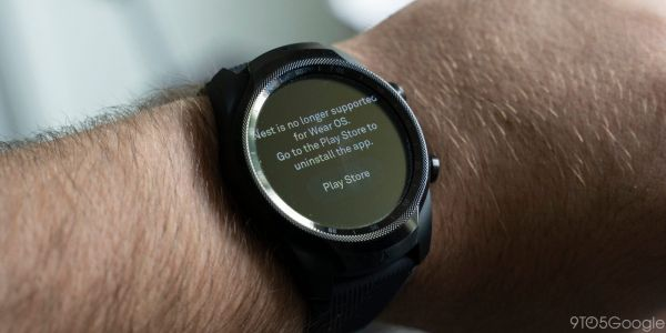 Google Nest kills smartwatch apps for Wear OS and Apple Watch
