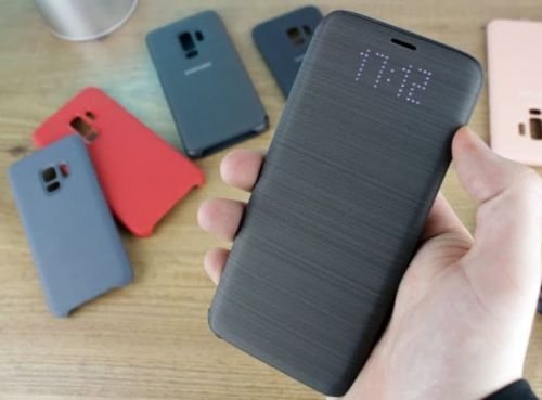 These Are The Official Cases For The Samsung Galaxy S9 And S9 Plus