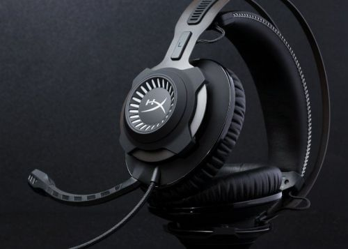 HyperX Cloud Revolver 7.1 surround sound gaming headset