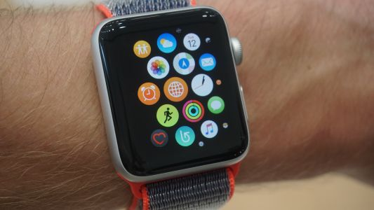 The Apple Watch 3's LTE only works in your home country