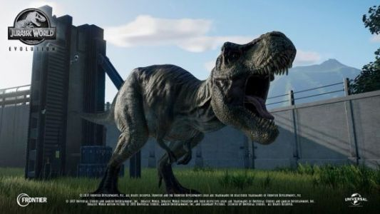 How Frontier leveled up movie games with Jurassic World Evolution