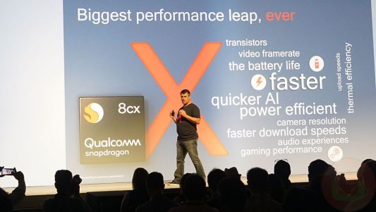 Snapdragon 8cx Platform For Premium Always-Connected PCs
