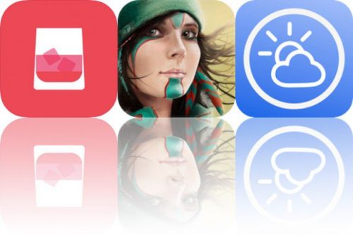 Today's Apps Gone Free: Typsi, Windy and Digital Barometer S10