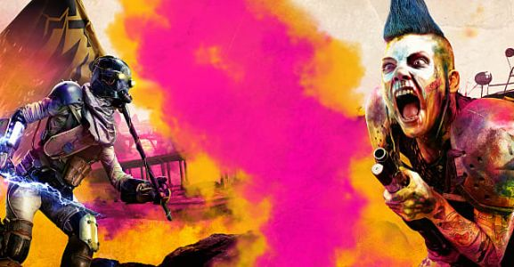 Rage 2 Review: A Splattering of Neon in a Bland World