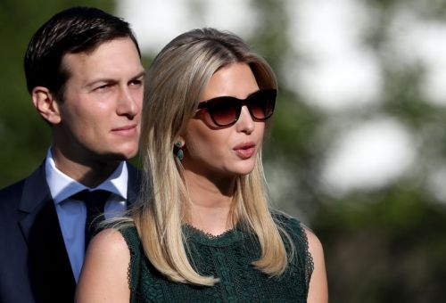 Ivanka Trump used personal email for official White House business