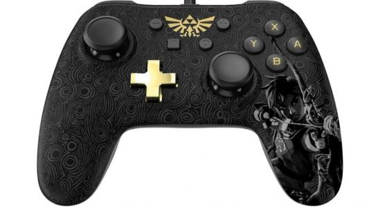There are some stylish and affordable Switch Pro controllers coming
