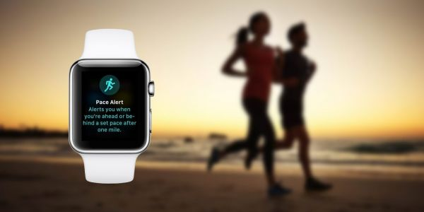 Using Apple Watch running cadence and pace alerts in watchOS 5