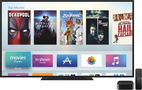 Apple Seeds Third Beta of tvOS 12 to Public Beta Testers