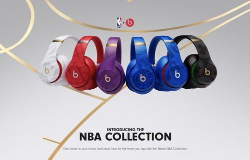 Beats unveils NBA Collection Studio3 wireless headphones in six team colors
