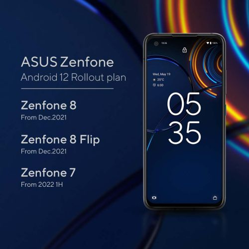 ASUS to begin its Android 12 rollout starting in December