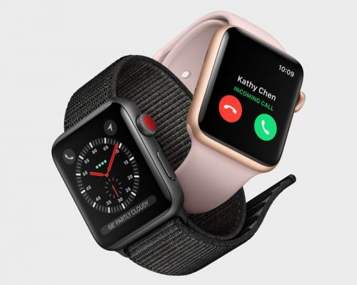 EE Are The Exclusive Network For LTE Apple Watch Series 3
