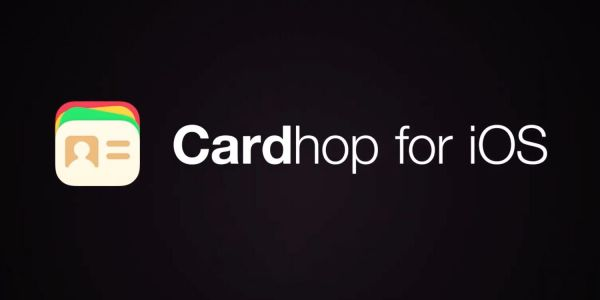 Cardhop for iOS debuts, bringing Fantastical-like interactive contacts experience to iPhone and iPad