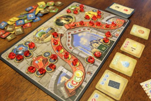 Review: Istanbul: The Dice Game rules the bazaar