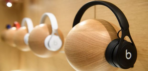 Apple Launches 'NBA Collection' Beats Headphones