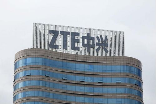 ZTE has agreed in principle to deal that would lift U.S. ban