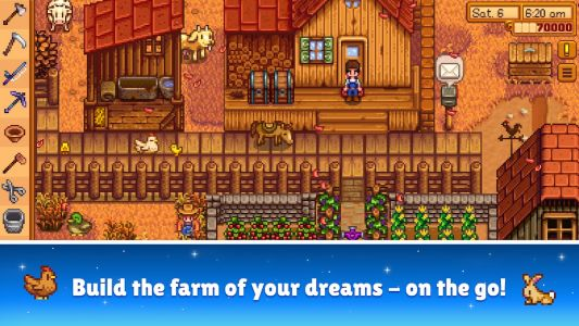 Android Version Of Stardew Valley Up For Pre-Registration