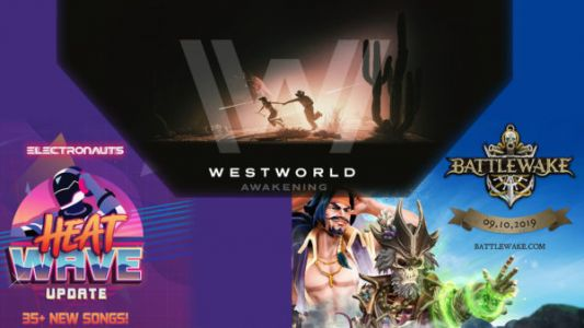Survios at Gamescom 2019: Westworld Awakening, Battlewake Release Date