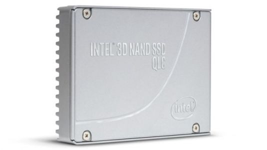 Intel Teases Upcoming QLC SSD For Datacenters