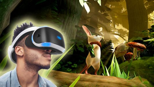 These PSVR games prove Sony's PS4 virtual reality headset is here to stay