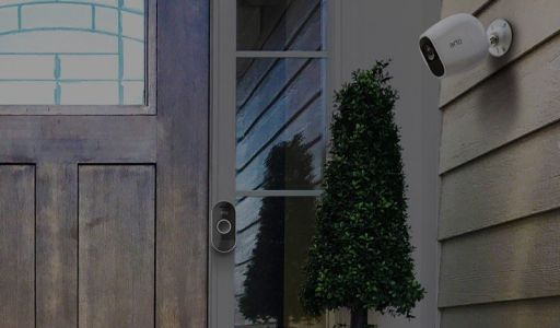 Netgear's Arlo Brand Gains New Wire-Free Smart Audio Doorbell