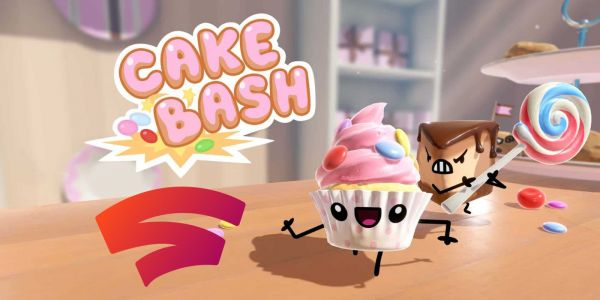 Cake Bash arrives on Google Stadia next month w/ two other games coming soon