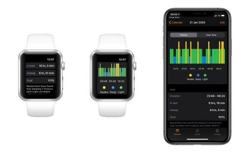 Sleep Tracking App NapBot Gains Independent Apple Watch App, New Complications, and More