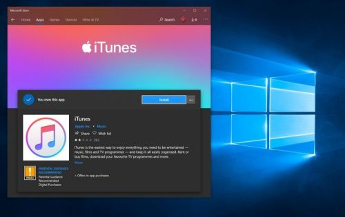 Apple looks to build 'next generation of media apps for Windows'