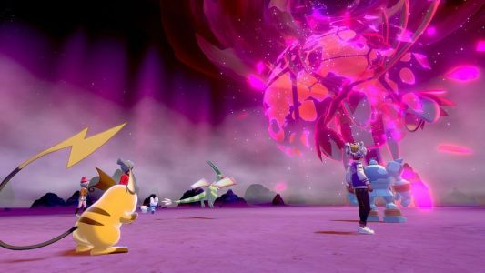 Not All Pokemon Can Be Transferred To Pokemon Sword And Shield