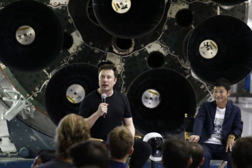 NASA isn't going to pay for the BFR, so Musk charts a new course