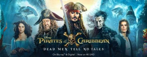 Disney Reportedly Looking To Reboot 'Pirates Of The Caribbean'