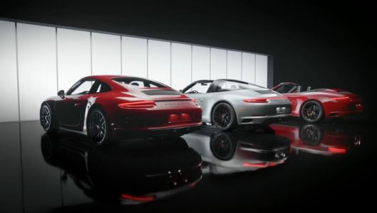 Porsche Passport Lets You Drive A Range Of Cars For $2,000 A Month