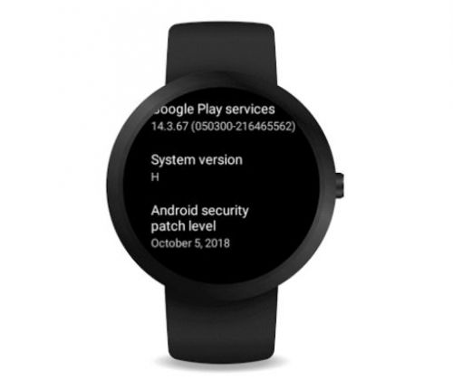 Google's Wear OS 'H' Update Focuses On Better Battery Life