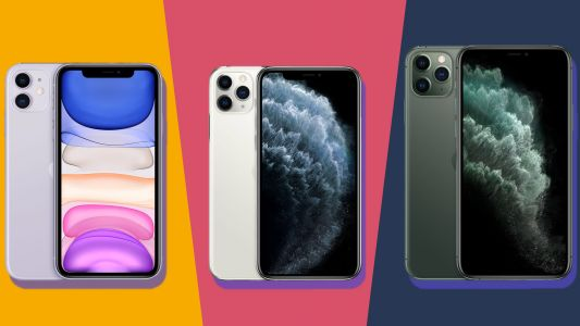 IPhone 11 vs iPhone 11 Pro vs iPhone 11 Pro Max: the new Apple phones compared